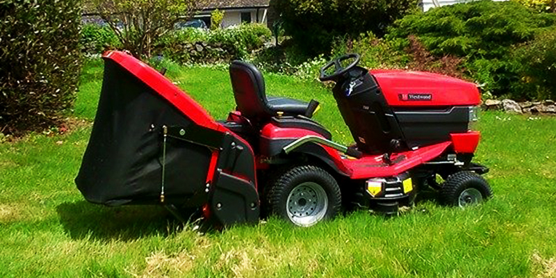 Garden machinery repairs and servicing